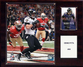 "NFL 12""x15"" Dennis Pitta Baltimore Ravens Player Plaque"