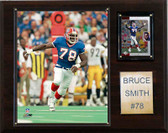 "NFL 12""x15"" Bruce Smith Buffalo Bills Player Plaque"