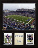 "NFL 12""x15"" Ralph Wilson Stadium Stadium Plaque"