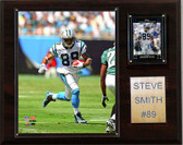 "NFL 12""x15"" Steve Smith Carolina Panthers Player Plaque"