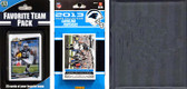 NFL Carolina Panthers Licensed 2013 Score Team Set and Favorite Player Trading Card Pack Plus Storage Album