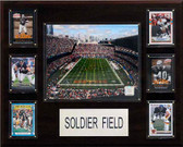 "NFL 16""x20"" Soldier Field Stadium Plaque"