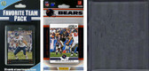 NFL Chicago Bears Licensed 2012 Score Team Set and Favorite Player Trading Card Pack Plus Storage Album