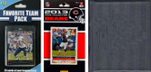 NFL Chicago Bears Licensed 2013 Score Team Set and Favorite Player Trading Card Pack Plus Storage Album