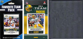 NFL Green Bay Packers Licensed 2014 Score Team Set and Favorite Player Trading Card Pack Plus Storage Album
