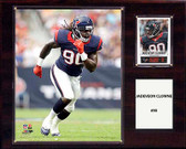 "NFL 12""x15"" Jadeveon Clowney Houston Texans Player Plaque"