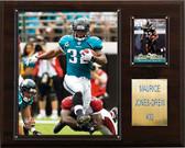 """NFL 12""""x15"""" Maurice Jones-Drew Jacksonville Jaguars Player Plaque"""