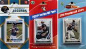 NFL Jacksonville Jaguars Licensed 2011 Score Team Set With Twelve Card 2011 Prestige All-Star and Quarterback Set