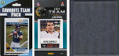 NFL Jacksonville Jaguars Licensed 2014 Score Team Set and Favorite Player Trading Card Pack Plus Storage Album