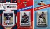NFL Miami Dolphins Licensed 2011 Score Team Set With Twelve Card 2011 Prestige All-Star and Quarterback Set