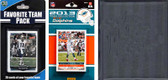 NFL Miami Dolphins Licensed 2013 Score Team Set and Favorite Player Trading Card Pack Plus Storage Album