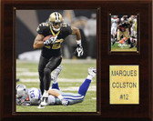 "NFL 12""x15"" Marques Colston New Orleans Saints Player Plaque"