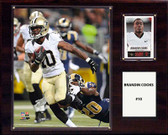 "NFL 12""x15"" Brandin Cooks New Orleans Saints Player Plaque"