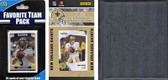 NFL New Orleans Saints Licensed 2010 Score Team Set and Favorite Player Trading Card Pack Plus Storage Album