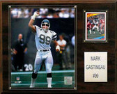 "NFL 12""x15"" Mark Gastineau New York Jets Player Plaque"