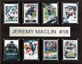 "NFL 12""x15"" Jeremy Maclin Philadelphia Eagles 8-Card Plaque"