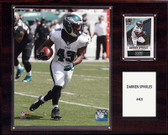"NFL 12""x15"" Darren Sproles Philadelphia Eagles Player Plaque"