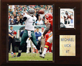 "NFL 12""x15"" Michael Vick Philadelphia Eagles Player Plaque"