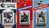 NFL Philadelphia Eagles Licensed 2011 Score Team Set With Twelve Card 2011 Prestige All-Star and Quarterback Set