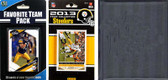NFL Pittsburgh Steelers Licensed 2013 Score Team Set and Favorite Player Trading Card Pack Plus Storage Album