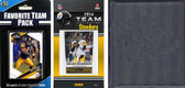 NFL Pittsburgh Steelers Licensed 2014 Score Team Set and Favorite Player Trading Card Pack Plus Storage Album