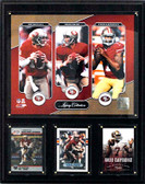 "NFL 12""x15"" Montana-Young-Kaepernick San Francisco 49ers Legacy Collection Plaque"