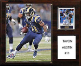 "NFL 12""x15"" Tavon Austin St. Louis Rams Player Plaque"