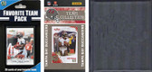 NFL Tampa Bay Buccaneers Licensed 2010 Score Team Set and Favorite Player Trading Card Pack Plus Storage Album