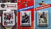 NFL Tampa Bay Buccaneers Licensed 2011 Score Team Set With Twelve Card 2011 Prestige All-Star and Quarterback Set
