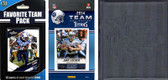 NFL Tennessee Titans Licensed 2014 Score Team Set and Favorite Player Trading Card Pack Plus Storage Album