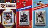 NFL Washington Redskins Licensed 2011 Score Team Set With Twelve Card 2011 Prestige All-Star and Quarterback Set