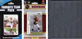 NFL Washington Redskins Licensed 2012 Score Team Set and Favorite Player Trading Card Pack Plus Storage Album
