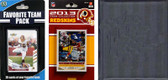 NFL Washington Redskins Licensed 2013 Score Team Set and Favorite Player Trading Card Pack Plus Storage Album