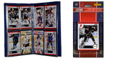 NHL Anaheim Ducks Licensed 2010 Score Team Set and Storage Album