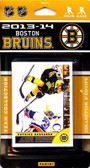 NHL Boston Bruins 2013 Score Team Set