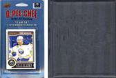 NHL Buffalo Sabres 2014 O-Pee-Chee Team Set and a storage album