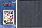 NHL Carolina Hurricanes 2014 O-Pee-Chee Team Set and a storage album