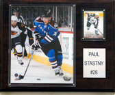 "NHL 12""x15"" Paul Stastny Colorado Avalanche Player Plaque"