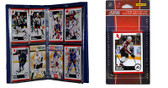 NHL Colorado Avalanche Licensed 2010 Score Team Set and Storage Album