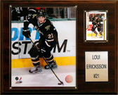 "NHL 12""x15"" Loui Eriksson Dallas Stars Player Plaque"