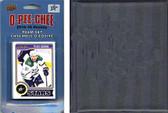 NHL Dallas Stars 2014 O-Pee-Chee Team Set and a storage album