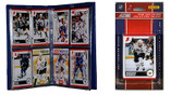 NHL Dallas Stars Licensed 2010 Score Team Set and Storage Album