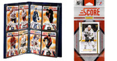 NHL Dallas Stars Licensed 2011 Score Team Set and Storage Album