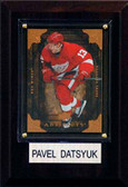 "NHL 4""x6"" Pavel Datsyuk Detroit Red Wings Player Plaque"