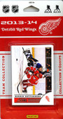 NHL Detroit Red Wings 2013 Score Team Set