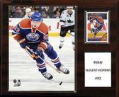 "NHL 12""x15"" Ryan Nugent-Hopkins Edmonton Oilers Player Plaque"