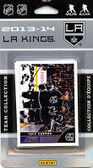NHL Los Angeles Kings 2013 Score Team Set