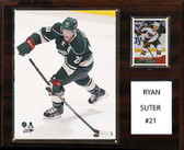 "NHL 12""x15"" Ryan Suter Minnesota Wild Player Plaque"