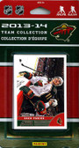 NHL Minnesota Wild 2013 Score Team Set
