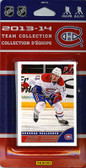 NHL Montreal Canadiens 2013 Score Team Set